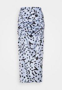 River Island - Pencil skirt - blue - 0