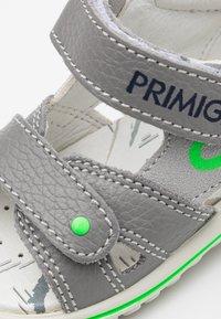 Primigi - Sandals - pieter/grig/bianco - 5