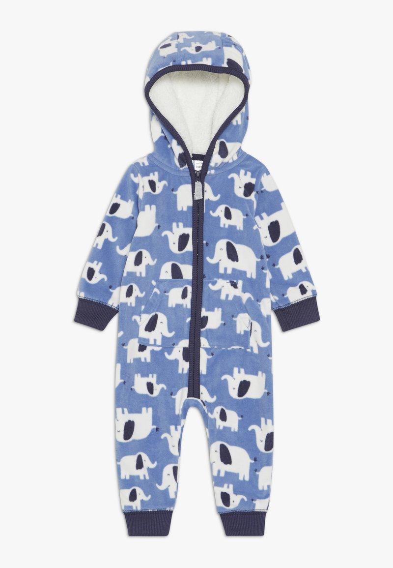 Carter's - BOY BABY - Strampler - blue
