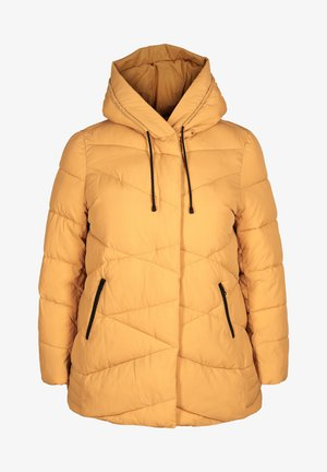 Down jacket - curry yellow