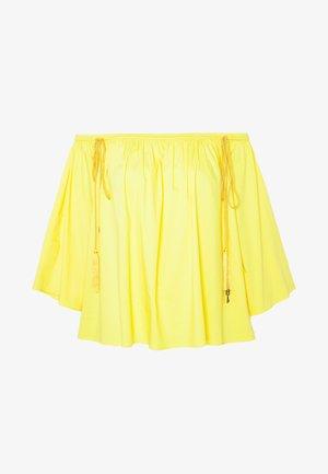 CAMICIA - Bluser - citrine yellow