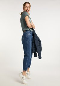 Mustang - MOMS - Jeans Tapered Fit - blau - 3