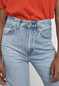 Levi's® - RIBCAGE WIDE LEG - Flared jeans - charlie boy - 4