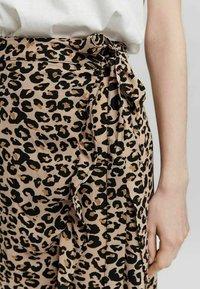Vero Moda - A-line skirt - toasted almond - 3