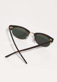 Ray-Ban - CLUBMASTER UNISEX - Gafas de sol - mock tortoise - 2