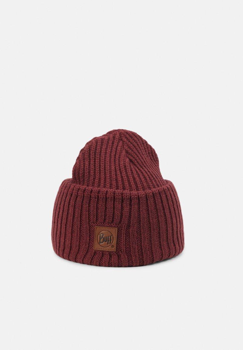 Buff - Cap - rutger maroon