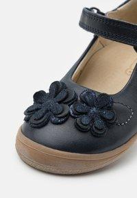 Froddo - ANA - Ankle strap ballet pumps - dark blue - 5