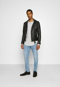 Gabba - ALEX - Jeans slim fit - blue denim - 1