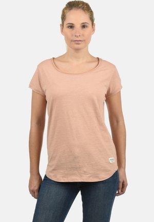 T-SHIRT LYDI - T-shirt basic -  rose