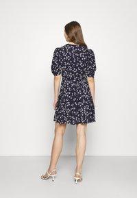 River Island - Shirt dress - dark blue - 2