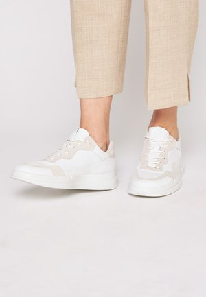 SOFT X - Trainers - white/shadow white