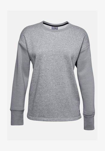 Sweatshirt - steel medium heather