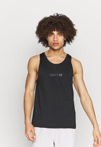 TANK - Treningsskjorter - black