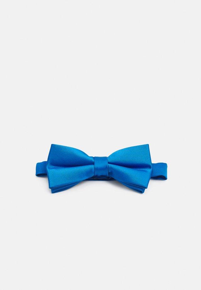 Vlinderdas - blue