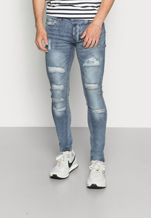 LEYLAND - Jeans Skinny Fit - denim