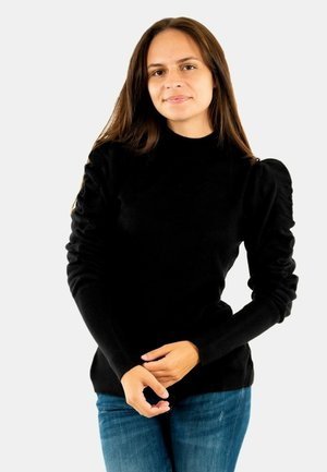 DUTY - Sweater - noir