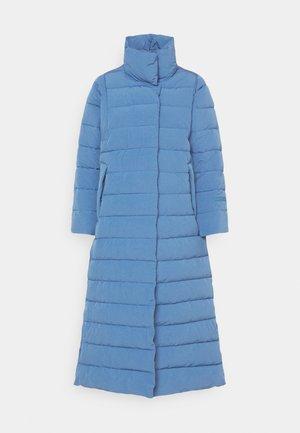JULIE WOMENS COAT LONG - Winterjas - marlin blue