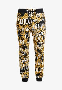 Versace Jeans Couture - PANTALONE - Tracksuit bottoms - nero - 3