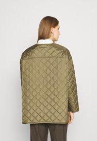 DESIGNERS REMIX - BRAGA JACKET - Light jacket - army - 2