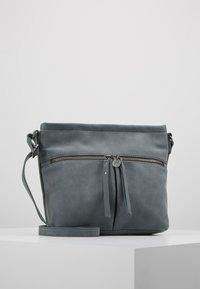 Anna Field - Across body bag - blue - 0