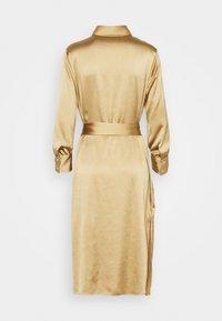 Sand Copenhagen - HEDVIG - Robe chemise - camel - 1