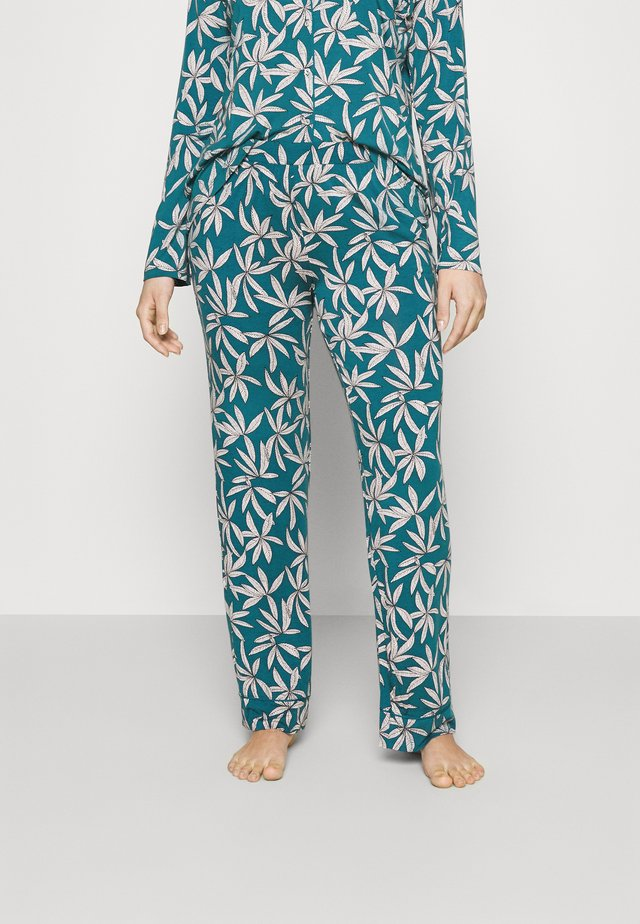 DEBBIE PANTALON - Pyjama bottoms - canard
