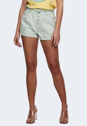 ONLCUBA LIFE - Shorts - verde ice