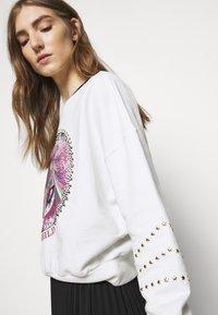 Pinko - BERNARDO - Sweatshirt - white - 3