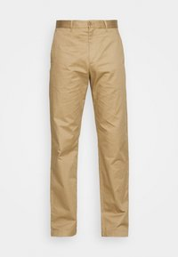 MARCUS LIGHT TWILL TROUSERS - Chino kalhoty - khaki