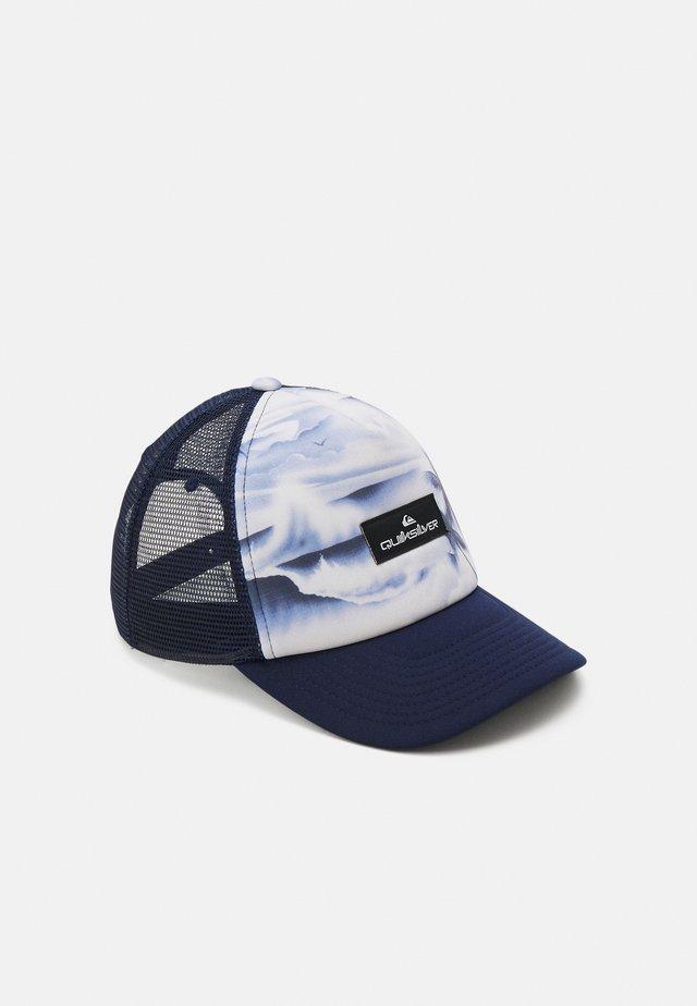 LEASH PULL UNISEX - Kšiltovka - blue indigo