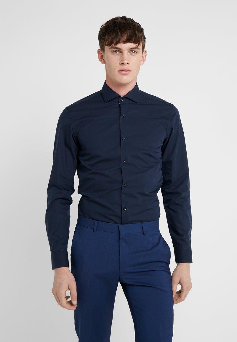 HUGO - KERY SLIM FIT - Formal shirt - navy