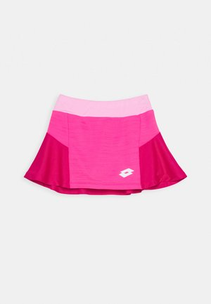 TOP TEN II SKIRT - Sports skirt - vivid fuchsia/glamour pink