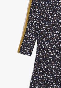 The New - MELROSE FRILL DRESS - Jersey dress - black iris - 3