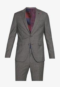 Tommy Hilfiger Tailored - SUIT SLIM FIT - Suit - grey - 8