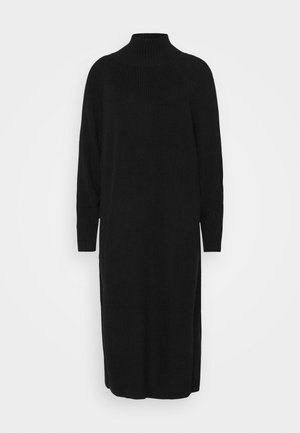 KEAN DRESS - Jumper dress - black dark