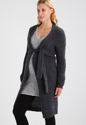 HAZEL - Cardigan - medium grey