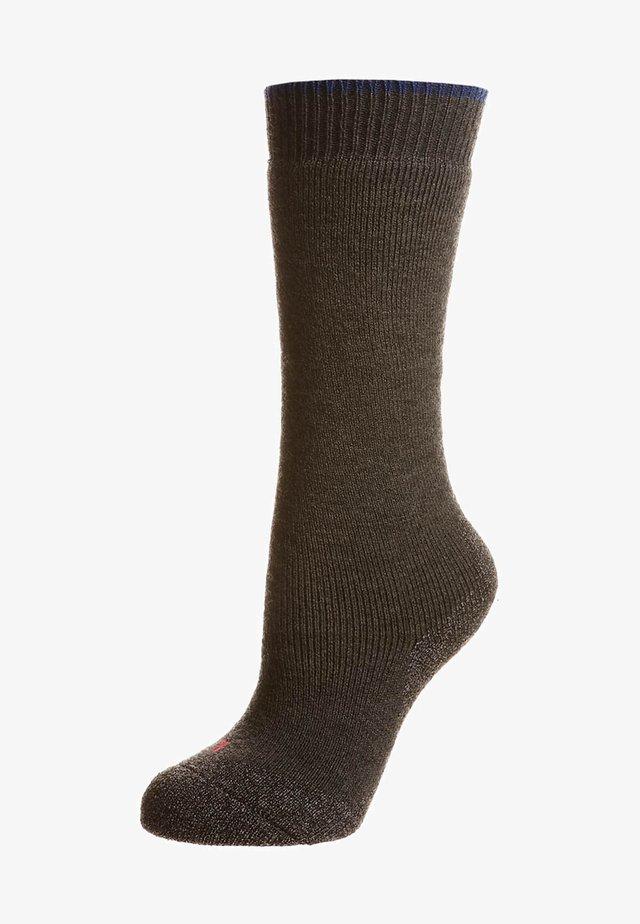 ACTIVE WARM+ - Knee high socks - asphalt mel