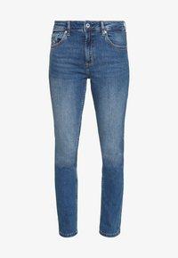QS by s.Oliver - Slim fit jeans - blue denim - 3