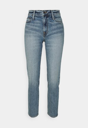 LE NOVEAU - Straight leg jeans - crystal shores