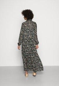 Marc O'Polo - DRESS BOHEMIAN PRINT STYLE FEMININE VOLUME GATHERINGS - Maxi dress - multi - 2