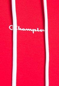 Champion - Bluza z kapturem - red - 5