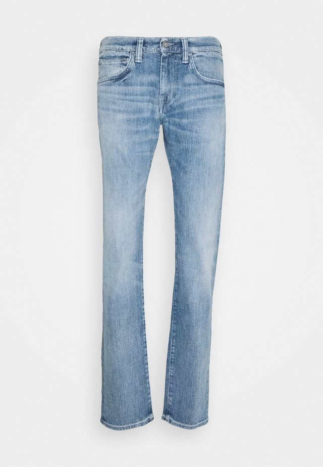 ED-55 - Straight leg jeans - light blue denim