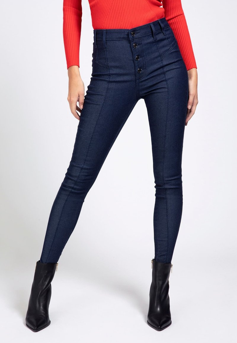 Guess - Trousers - blue