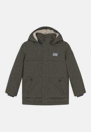 JEBEL JACKET UNISEX - Winter coat - dark green