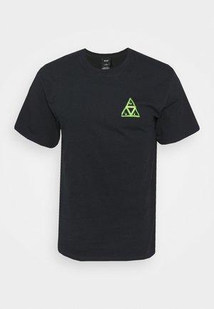 BUDDY TEE - Print T-shirt - black