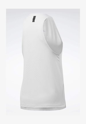 UNITED BY FITNESS PERFORATED TANK TOP - Toppi - grey