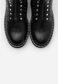 Liu Jo Jeans - PINK  - Støvletter - black - 5