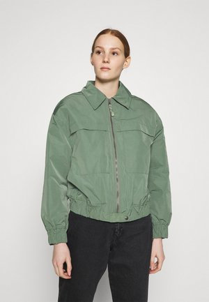 ANTOLINA - Bomber Jacket - forest green