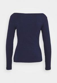 Zign - Langærmede T-shirts - dark blue - 1