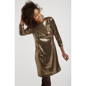 LAPAILLETTE  - Cocktailkleid/festliches Kleid - gold